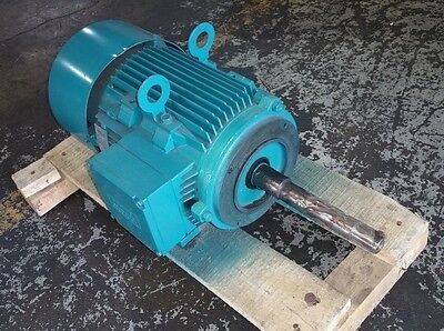 BROOK CROMPTON .33 HP 3600 RPM TEFC 208//230//460 V 56 3 PHASE MOTOR NEW SURPLUS