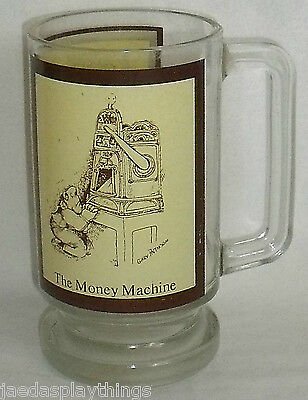 Thought Machine Bierkrug Vtg Gary Patterson Casino Lake Tahoe 6