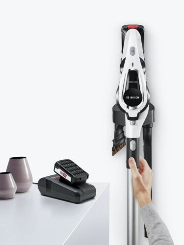 Bosch BCS122GB Serie 8 Unlimited ProHome Cordless Vacuum Cleaner - White