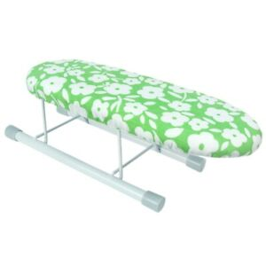 New-Ironing-Board-Home-Travel-Portable-Sleeve-Cuffs-Mini-Table-With-Folding-I9Y7