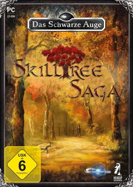Das Schwarze Auge: Skilltree Saga (PC, 2016, DVD-Box)