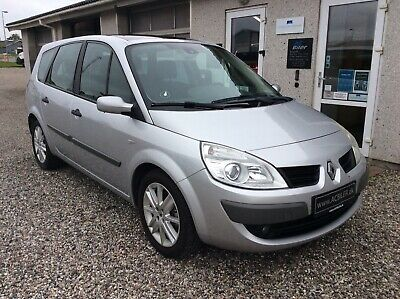 Annonce: Renault Grand Scenic II 2,0 Exp... - Pris 39.900 kr.