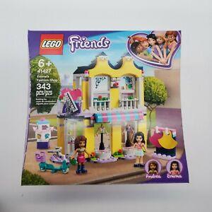 LEGO Friends Emma's Fashion Shop 41427 673419320108   eBay