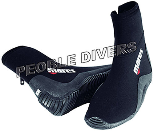 Mares Classic plongée Boot 5 mm Néoprène Semelle Souple Taille 12