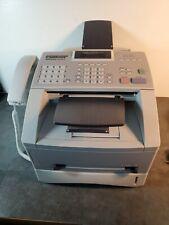 Read Brother Intellifax 4100e All N One Laser Printer Copier Fax Machine