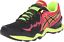 ASICS-Women-039-s-Gel-Fuji-Endurance-Running-Shoes-Black-Onyx-Azalea-You-Choose-Size thumbnail 1