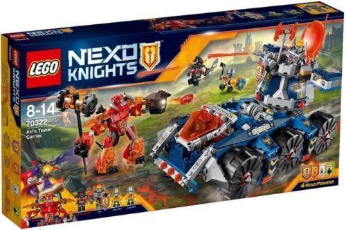 Ref.70322 LE TRANSPORTEUR D'AXL - Lego Nexo Knights