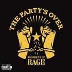 The Partys Over (Ltd.Red Vinyl) von Prophets Of Rage (2016)