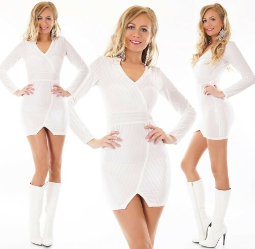Fluffy Glitter Velour lange jurk strepen Year's mini Nicki Fluwelen met New jurk mouwen aq6Ywqv7Z