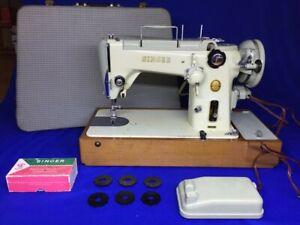 Singer 319K Sewing Machine SN: EM210148 Manufactured: Feb 1957