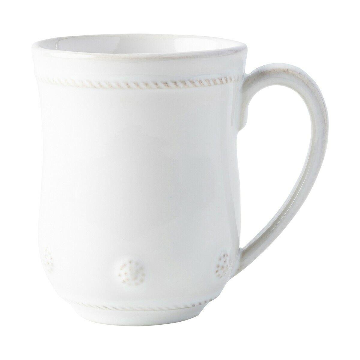 Juliska Berry & Thread blancwash-Mug-Lot de 8