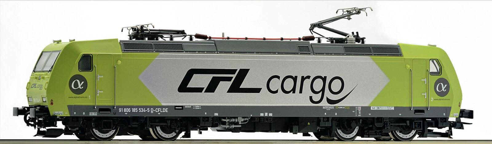 Roco 73592 Locomotora Eléctrica BR 185 534-5  CFL Cochego  Ep. VI Nuevo