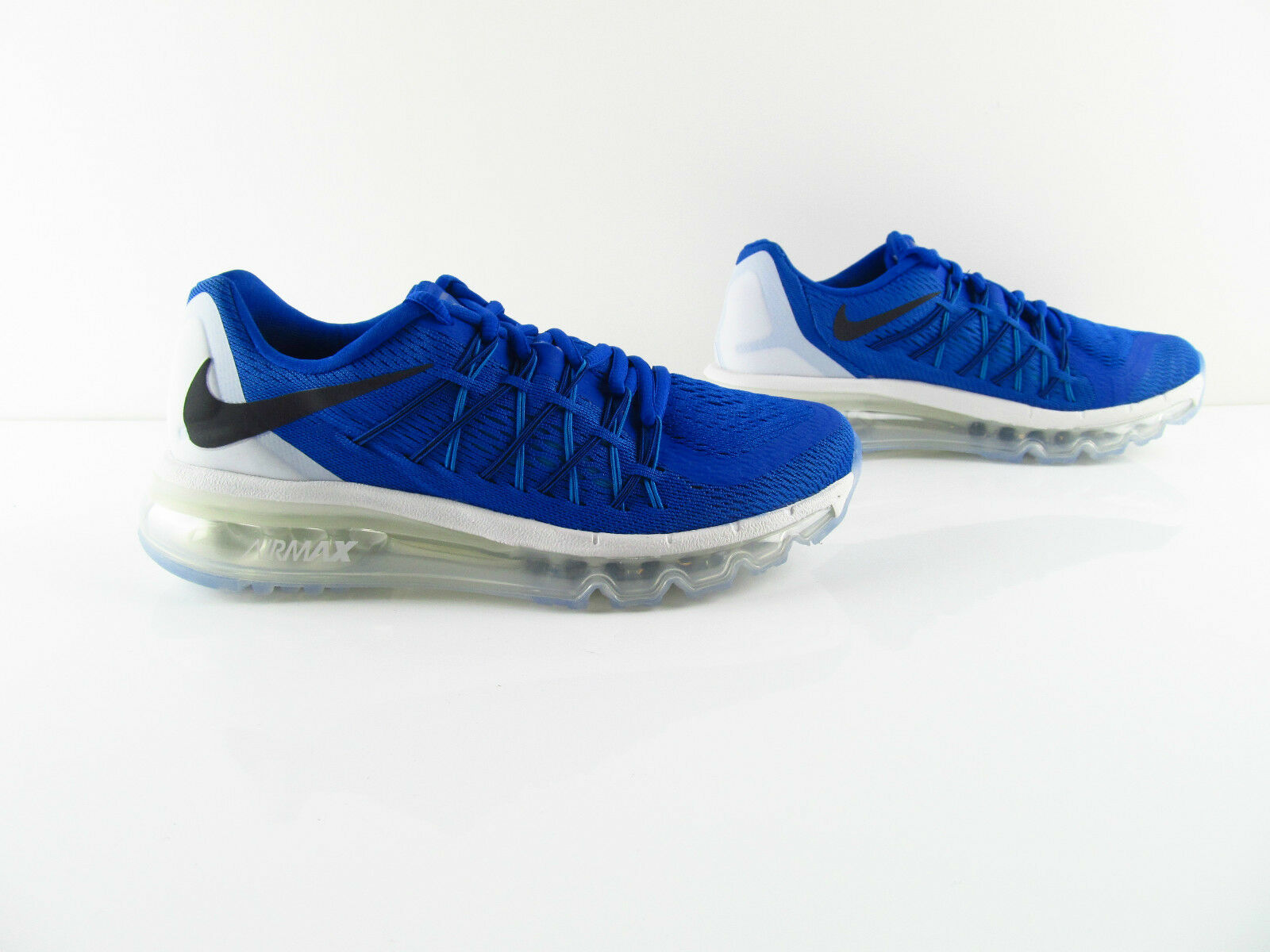 Nike Air Max 2015 Game Royal 90 Blue White Running Sneaker Schuhe 705457 402