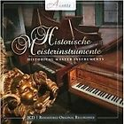 Historische Meisterinstrumente im Händel-Haus, Halle (2012)