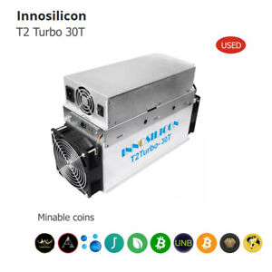 Innosilicon t2 turbo  32t