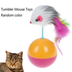 Drole-Pet-Toy-Tumbler-Souris-Jouets-pour-Chats-Kitties-Animaux-Accessoires-PM