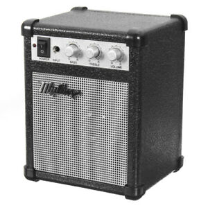 Electric-Guitar-Practice-Amp-Amplifier-Speaker-5W-Powerful-Sound-Portable-4-ohms