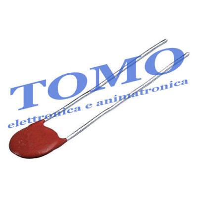 Lotto di 10 pezzi x Condensatore ceramico 1nF 100V 1n 100 V
