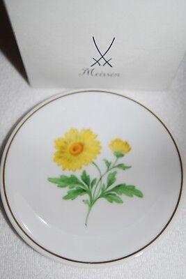 Konstruktiv Original Meissen Wandteller Blumenmalerei Blume 14 Verkaufsrabatt 50-70%