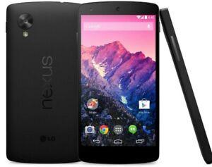 """LG Nexus 5 D820 2 Go 32 Go 4.95"""" HD écran Android Débloqué Android Smartphone 4 G"""