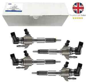 SET-OF-4-GENUINE-FORD-INJECTOR-TRANSIT-TOURNEO-CONNECT-1-6-DIESEL-2013-ON