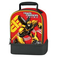 Transformers Bumblebee Thermos® Lead Safe Dual Chamber Insulated Lunch Tote Box