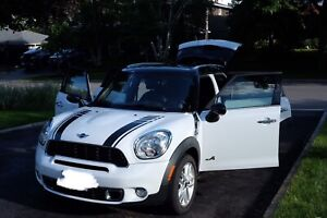 2013 Mini Cooper Countryman S All4 'As-is'