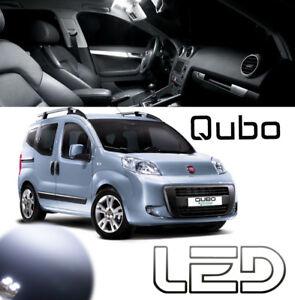 Fiat-QUBO-kit-3-Ampoules-LED-Blanc-eclairage-interieur-plafonnier-lampe-lecture