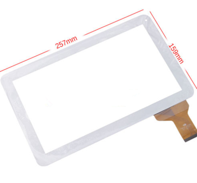 Replacement Touch Screen Digitizer For 10 1 inch Tablet FM101301KA Black #88