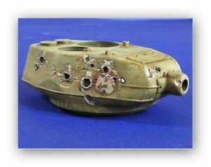 verlinden-1-35VP-2720-T34-85-Torre-de-tanque-con-dano-de-fuego