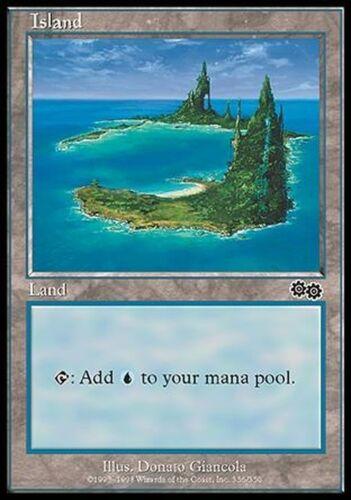 Island Epopée #336 FRENCH Magic ▼▲▼Île