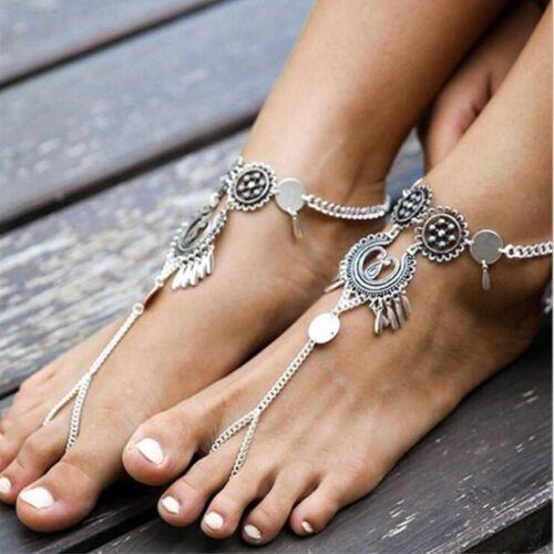 """Acier Inoxydable Bracelets de cheville Cute Dolphin Charm Bracelet de cheville 11/"""" Pouces SSA007-11"""