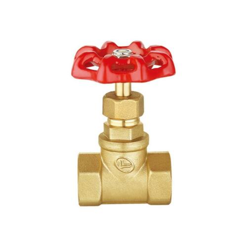 "GATE VALVE BRASS 50mm 2"" FI 2"" FI FULL FLOW SUIT TANK DOUBLE LIN GVB50"