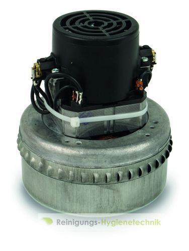 Saugmotor 24 Volt 550 Watt Höhe 163mm Turbine Motor Saugturbine Domel MKM 7380