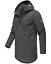 Weeds-senores-chaqueta-invierno-larga-chaqueta-Parka-abrigo-forro-calido-manakaa miniatura 6