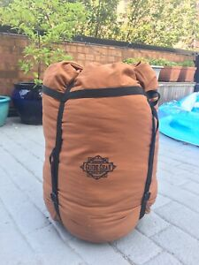 Details About Guide Gear Sleeping Bag For Two 15f Limited Edition
