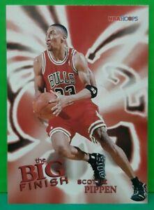Scottie Pippen subset card 1996-97 Skybox NBA Hoops #177