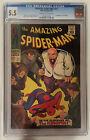 AMAZING SPIDER-MAN #51 CGC 5.5 cream/off-white Kingpin