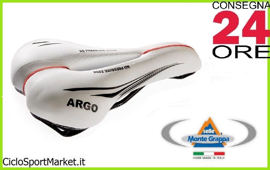 Sattel Montegrappa  argo  mit mit mit Aussparung Mountain Bike - Hybrid - fixed d75758