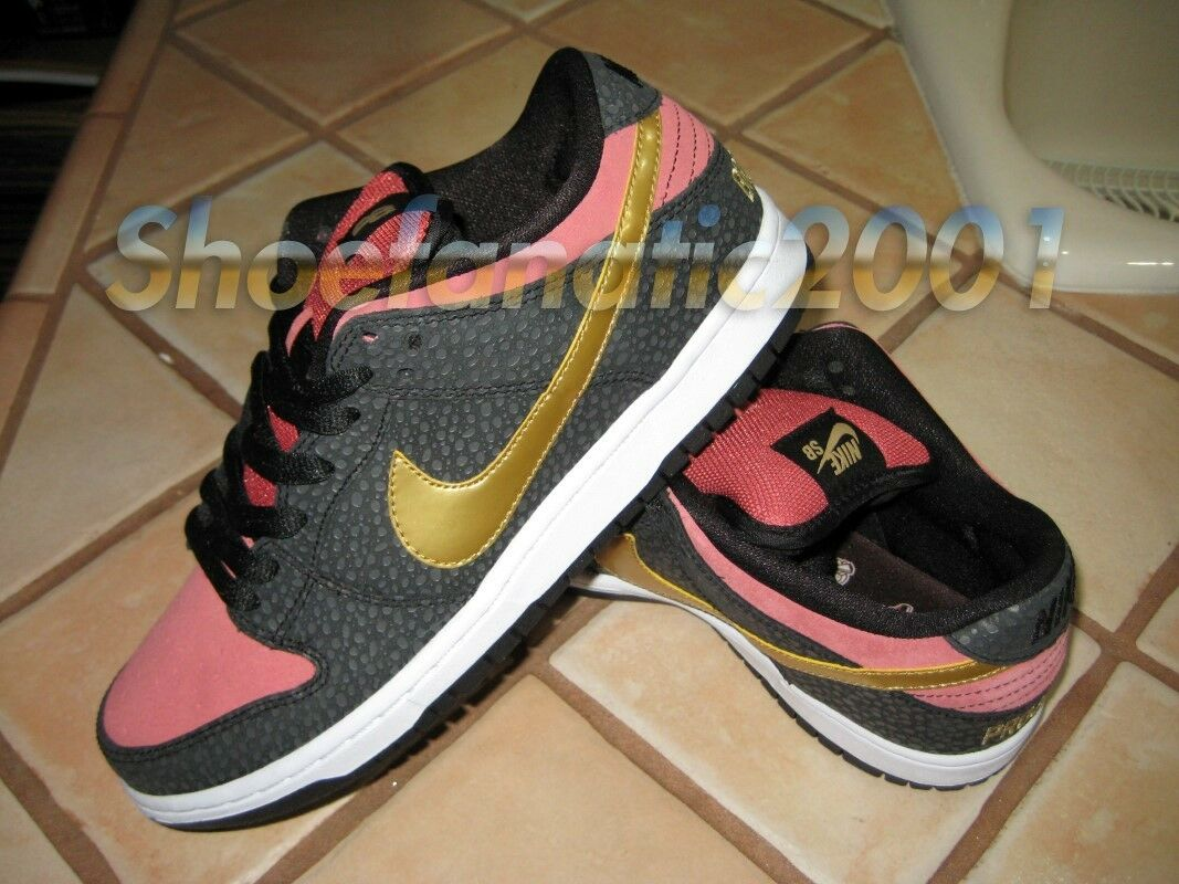 Nike SB Brooklyn Projects Hyperstrike QS Premium Dunk Low Supreme 8 Paparazzi