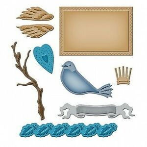 Spellbinders-S5-085-Mixd-Media-Elements-Shapeabilities-9-Templates-NEW