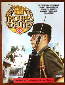 Troupes d'Elite n°66; Le prince de la Légion meurt à El-Alamein- Servir en Guyan a33UmmyS-09172750-373711442