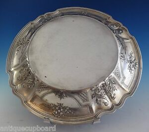 Dominick-amp-Haff-Sterling-Silver-Stand-w-Fancy-Chased-Eng-Motif-48-23-E-1009