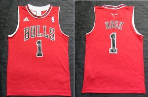 646253a37390 Image is loading Derrick-Rose-1-Chicago-Bulls-NBA-ADIDAS-BASKETBALL-