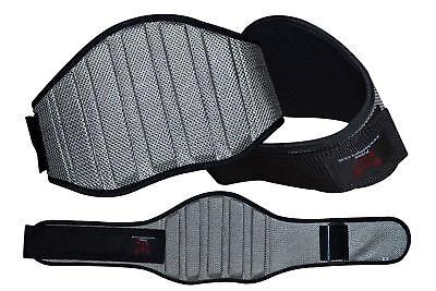 Efficiente Per Il Sollevamento Pesi Cintura Neoprene Palestra Allenamento Fitness Supporto Lombare Dolore Strap-