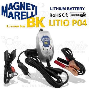 Mantenitore Di Carica Batteria Al Litio Life Po4 Magneti Marelli Auto Moto