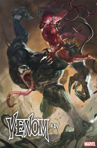 Venom #17 Yune Variant Cover STOCK PHOTO Marvel 2019 01731