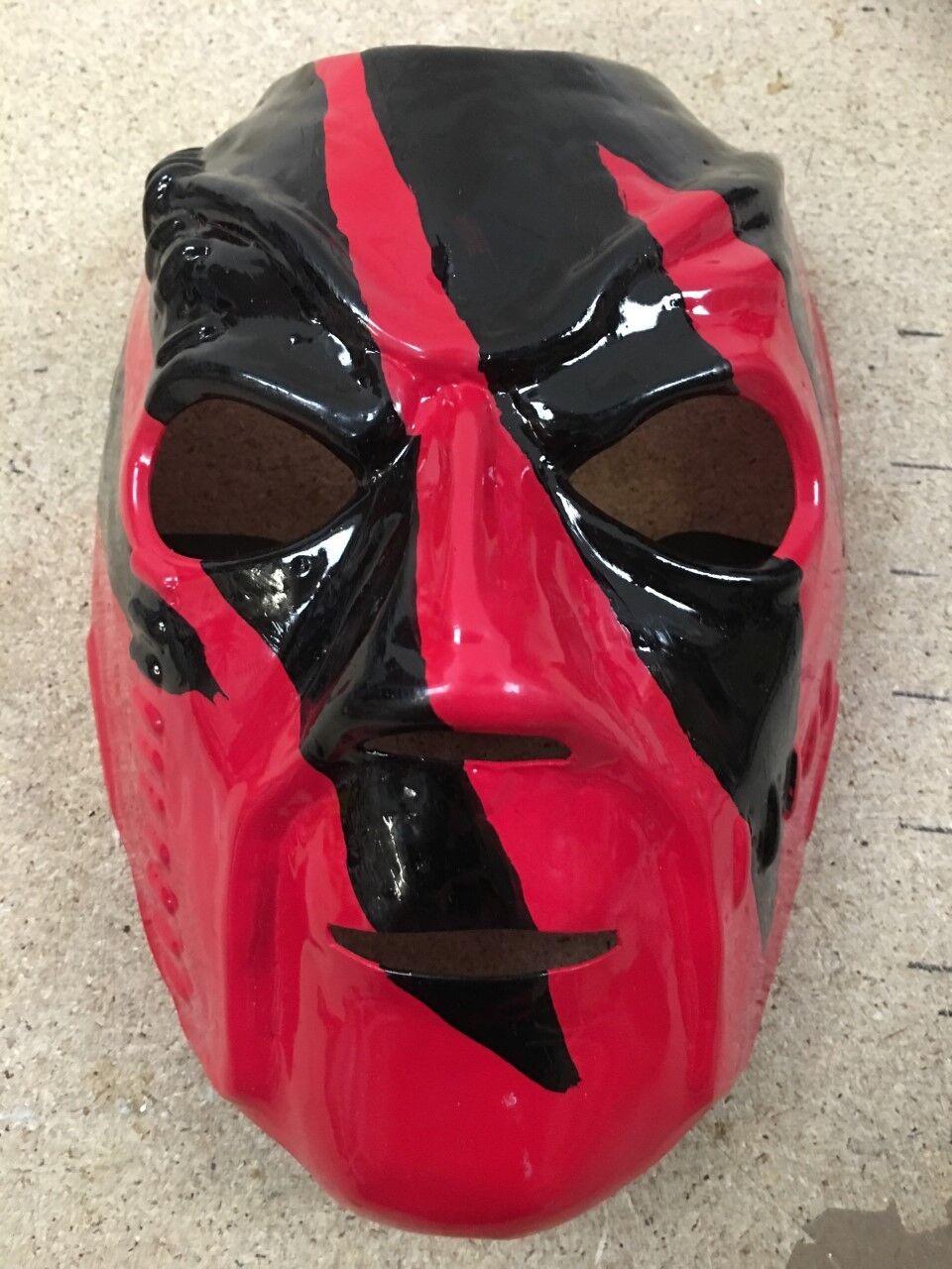 UK Kane Wwe Wwe Wwe Wwf Wrestling Integrale Nuovo Costume Up Maschera Adulti Bambino 5ce6f9