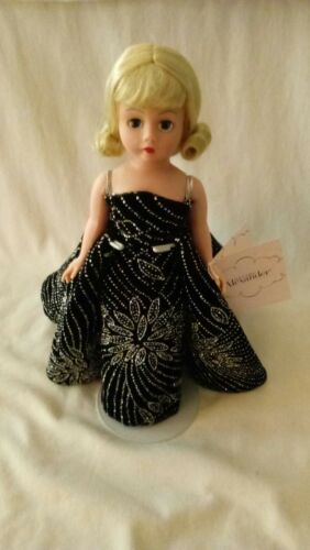 "Stunning! Madame Alexander Evening Sparkle 10"" doll #34810Sophistacated Sale!"