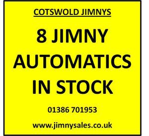 2003 Suzuki Jimny 1.3  JLX *AUTO * * AUTO * * AUTO * ONLY 48,000 MILES